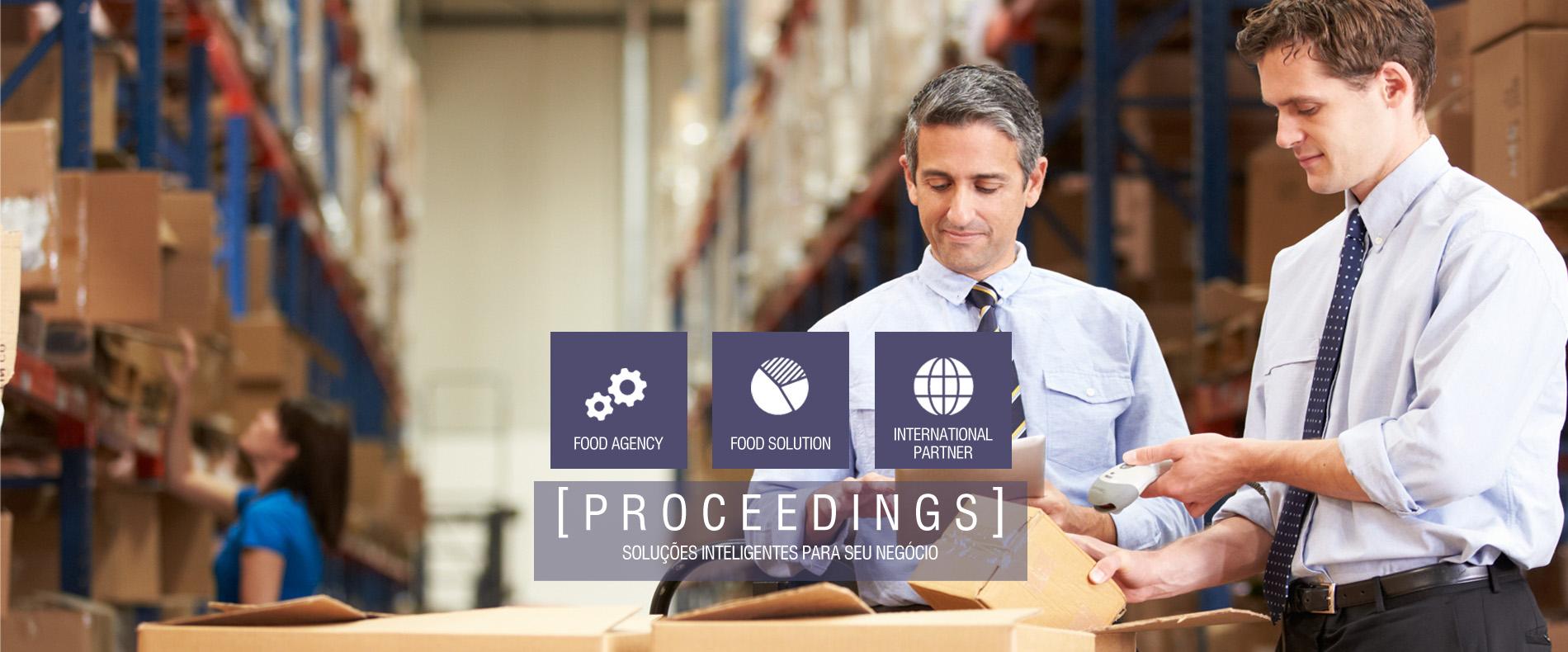 Proceedings International Food Business]