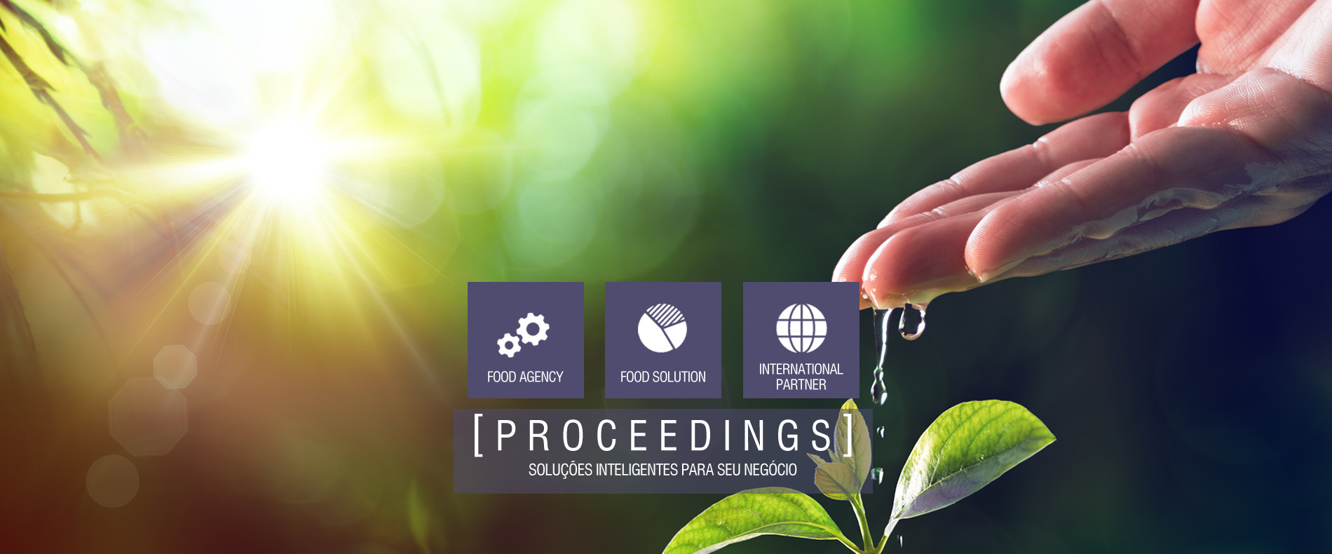 Proceedings International Food Business]
